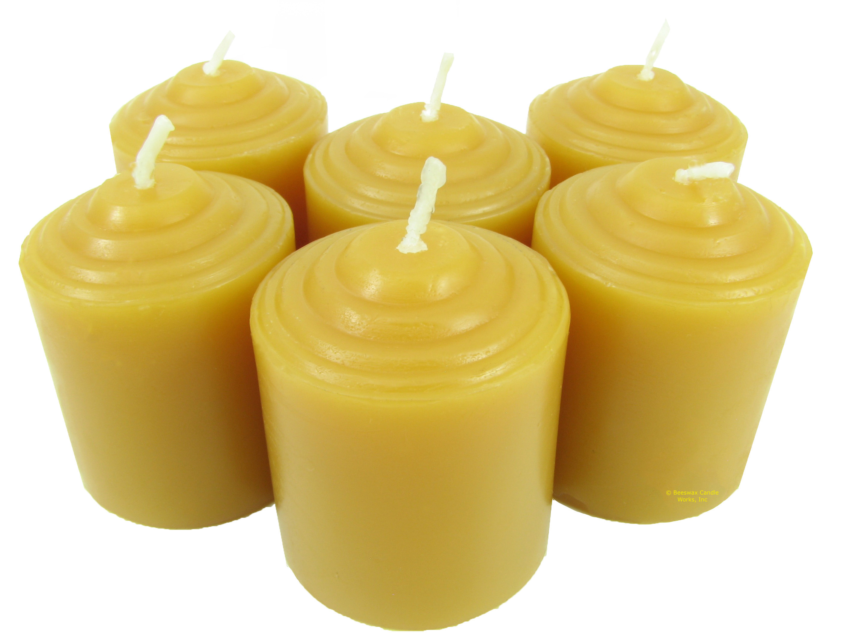Beeswax 10 hour votive candle